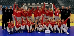 Tragerea la sorți a grupelor CE de handbal feminin U19