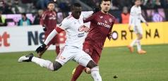 Liga 1: Țucudean face din nou diferența