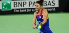 WTA Indian Wells: Begu pierde la Andreescu