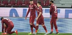 Liga 1: Clujenii încep în forță play-off-ul
