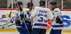 Erste Liga: Ciucanii luptă cu UTE pentru un loc în finală