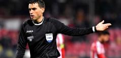 Ovidiu Hațegan va arbitra în Europa League