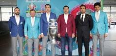 Bucureștiul găzduiește tragerea la sorți a grupelor EURO 2020