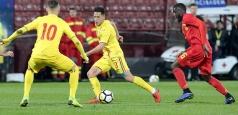 Lotul României U21 pentru amicalele cu Spania și Danemarca