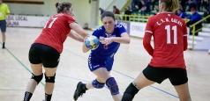 Cupa României: Rezultatele optimilor de finală ale competiției feminine