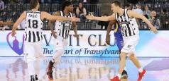 LNBM: Clujenii au învins la 26 de puncte în Bănie