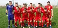 Debut ratat de tricolorii U17 la Turul de Elită