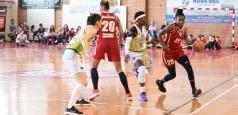 Clasamentul LNBF la finalul sezonului regulat si duelurile din play-off