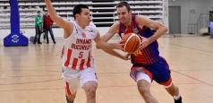 LNBM: Steaua câștigă grupa Galbenă, Dinamo joacă și ea în play-off
