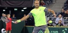 Cupa Davis: Egal după prima zi