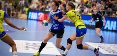 """EHF Champions League: Înfrângere amară pentru """"tigroaice"""""""
