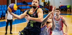 Arena de Baschet va găzdui ultimele turnee din Cupa României 3x3, masculin, ediția 2018-2019