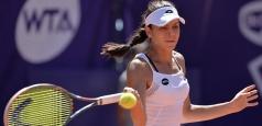 WTA: Mitu și Olaru pierd în sferturi