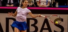 WTA Praga: Parcurs scurt pentru Buzărnescu