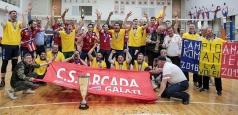 DA1M: Arcada Galați cucerește în premieră titlul național