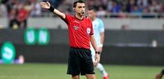 Ovidiu Hațegan, delegat la semifinala de Europa League dintre Chelsea și Eintracht
