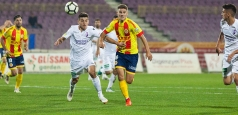 Liga 2: Șerban aduce victoria piteștenilor în prelungiri