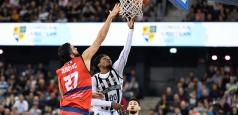LNBM: Orădenii înving în primul meci de la Cluj al semifinalei