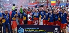 LNHM: Dinamo câștigă al patrulea titlu consecutiv