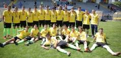 LPS Cluj-Napoca a câștigat Campionatul Național U17