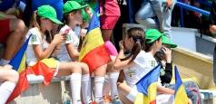 Ziua Copilului la reunirea echipei naționale: antrenament deschis și acțiuni de presă