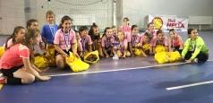 """Emoții și veselie la Cupa """"1 iunie"""" la mini-handbal"""