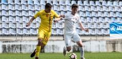 """Lotul complet al naționalei U18 pentru """"dubla"""" cu Georgia"""