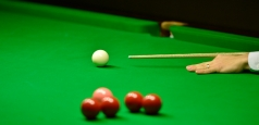 Weekend cu Snooker intens la RST Snooker Club București