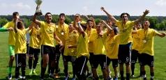 Supercupele U17 și U19 merg la Constanța