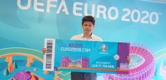 Biletele pentru EURO 2020 au fost puse în vânzare