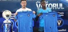 FC Viitorul și-a prezentat primele achiziții
