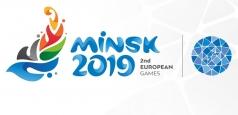 Rezultatele sportivilor romani in ZIUA 1 a JE MINSK 2019
