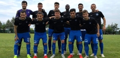FC Viitorul, două victorii în amicalele zilei