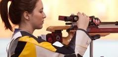 JE Minsk 2019: Laura Coman a cucerit aurul la 10 m pușcă aer comprimat