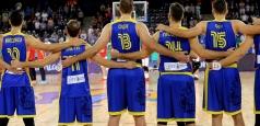 Jucătorii convocați pentru meciurile din FIBA EuroBasket 2021 Pre-Qualifiers