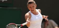 Wimbledon: Halep nu îi face concesii tinerei Gauff