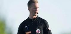 Preliminarii UEL: FCSB – Milsami, arbitrat de un norvegian