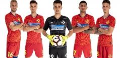 FCSB a prezentat echipamentul Nike pentru noul sezon