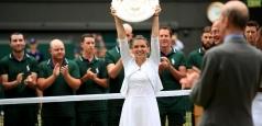 Wimbledon: Halep, regină pe iarba londoneză
