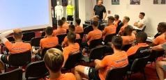 Ultimele reglementări în arbitraj prezentante echipelor din Liga 1