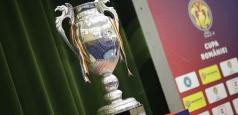S-au stabilit meciurile din faza întâi națională a Cupei României