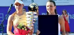 BRD Bucharest Open: Rybakina câștigă la simplu, Kuzmova/Pliskova la dublu