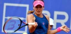 WTA Jurmala: Două românce avansează în optimi în proba de simplu