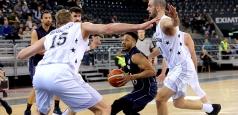 Echipele românești și-au aflat adversarii din FIBA Europe Cup