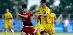 """Lotul României U19 pentru """"dubla"""" amicală cu Israel"""