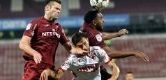 Liga 1: Penalty transformat și victorie pentru rezervele clujene