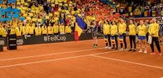 Romania, cap de serie în play-off-ul Fed Cup pentru turneul final din 2020