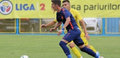 Liga 2: Șapte goluri în Crâng