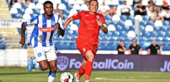 Liga 1: Chindia revine de la 0-2 și pleacă cu punct din Copou