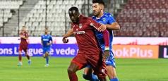 Liga 1: Cinci goluri și două eliminări în Gruia
